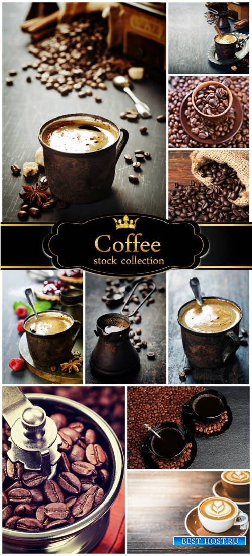 Cup of coffee - stock photos