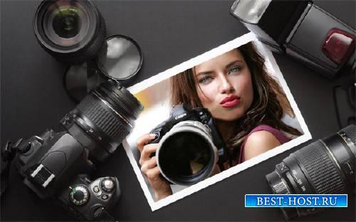Рамка для фотомонтажа - Лучший снимок