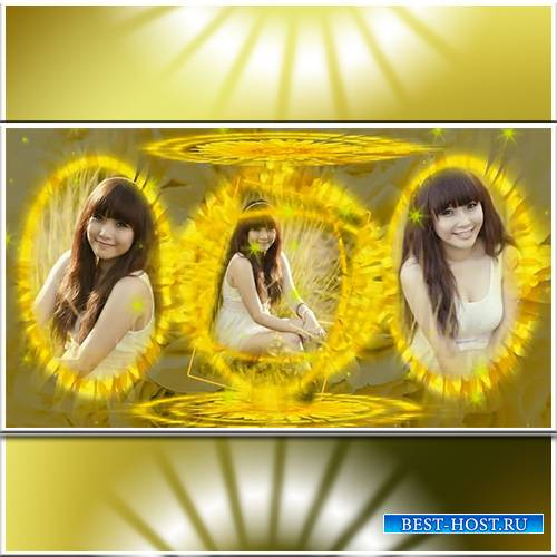 Style ProShow Producer - Yellow flower