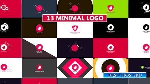 Minimal Logo Reveal Pack - Project for After Effects (Videohive)