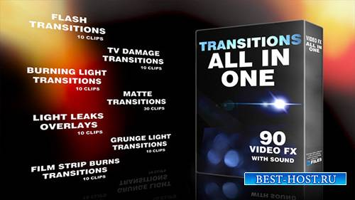 Transitions All In One - Motion Graphics (Videohive)