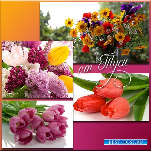 Любви и радости исток – очаровательный цветок - Клипарт