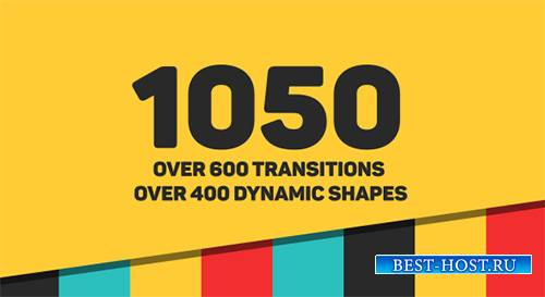 Dynamic Shapes - Animated Shape Layer Elements - Project for After Effects  ...