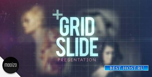 Grid Slide - Project for After Effects (Videohive)