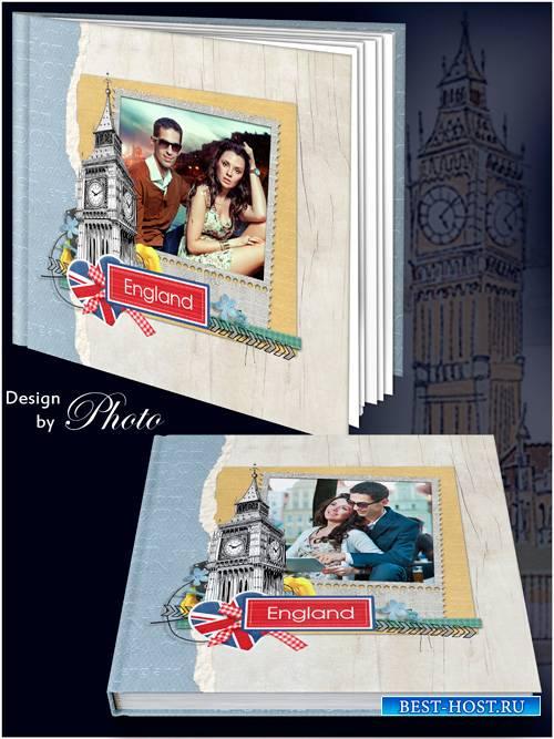 Фотокнига - Путешествие в сердце Англии
