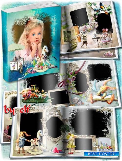 Детская фотокнига – Сказки на ночь