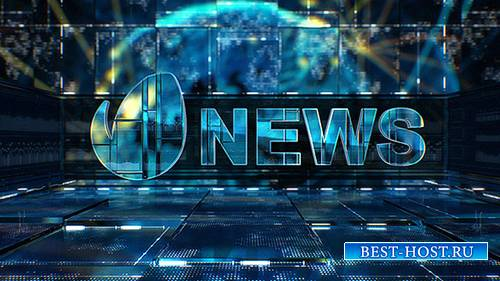 TV News - Project for After Effects (Videohive)