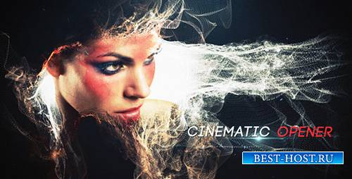 Cinematic Opener - Project for After Effects (Videohive)