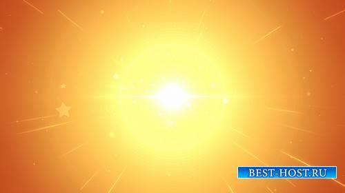 Красивый Футаж с эффектом отражения солнечных лучей / Solar Persuasion
