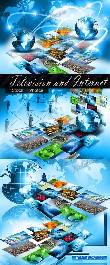 Телевидение и интернет технологии