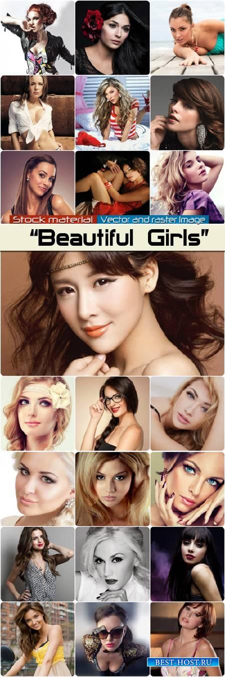 Я Прекрасна – Большая подборка красивых девушек