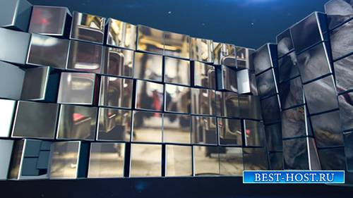 3D Dynamic Cubes Promo - Project for After Effects (Videohive)