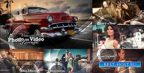 Elegant Art Slide Show - Project for After Effects (Videohive)