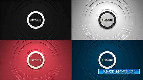 Clean Sound - Logo Reveal - Project for After Effects (Videohive)
