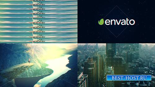 Fast Glitch Slideshow Opener - Project for After Effects (Videohive)