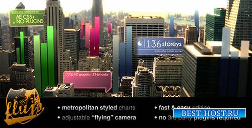 Flipchart City - Project for After Effects (Videohive)