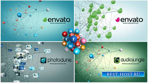 Social Network 6000569 - Project for After Effects (Videohive)