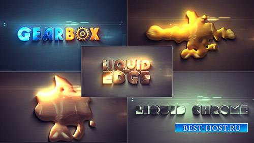 Liquid Edge - Project for After Effects (Videohive)