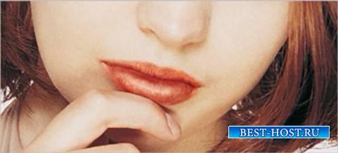 Видео урок для фотошопа - Блеск на губах