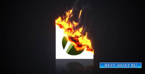 Burning Paper Logo - Project for After Effects (Videohive)