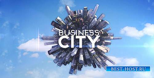 Business City - Project for After Effects (Videohive)