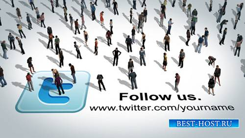 Social People - Project for After Effects (Videohive)