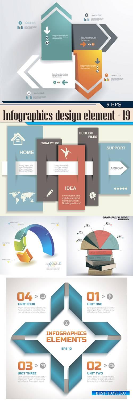 Infographics design element - 19