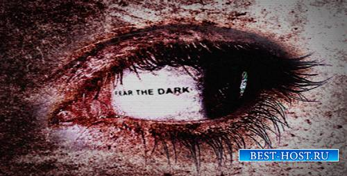 Fear the Dark - Logo Reveal - Project for After Effects (Videohive)