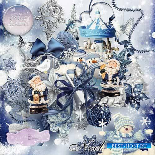 Рождественский скрап-комплект - Ноэль