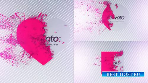 Disintegration Logo Reveal - Project for After Effects (Videohive)