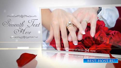 White Wedding - After Effects Template (BlueFX)