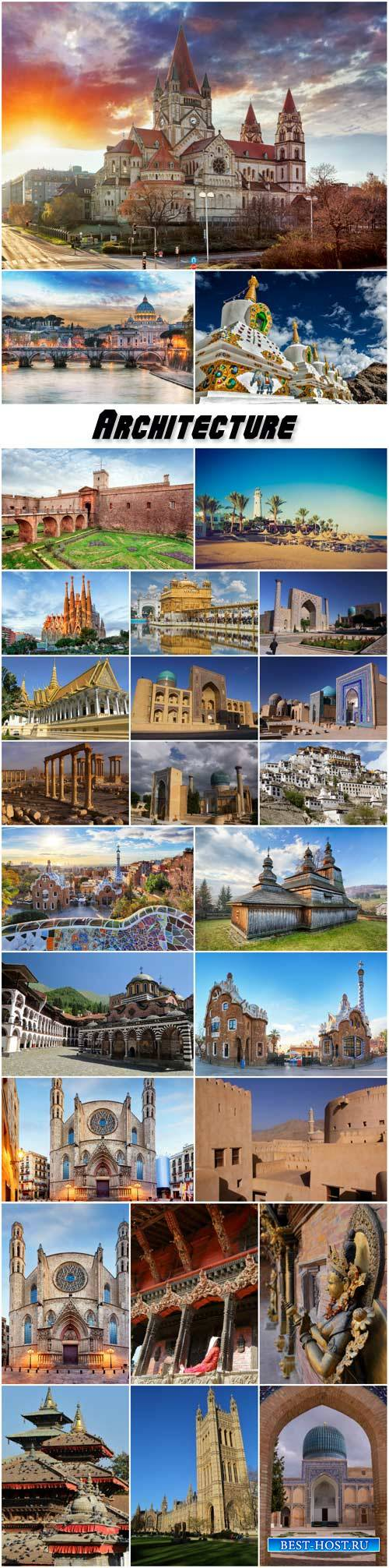 Architecture the various countries