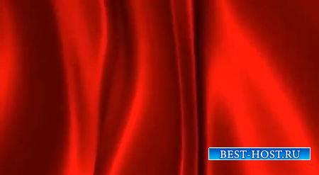 Футаж - Красный бархат