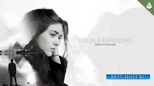 Double Exposure Machine - Project for After Effects (Videohive)