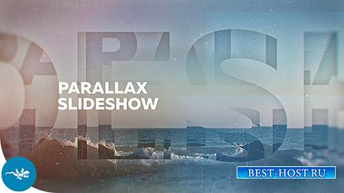 Parallax Slideshow - Project for After Effects (Videohive)