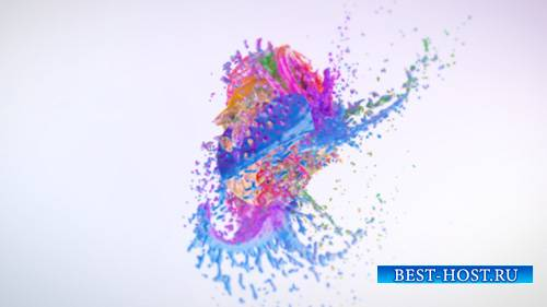 Логотип Красочные Заставки - Project for After Effects (Videohive)
