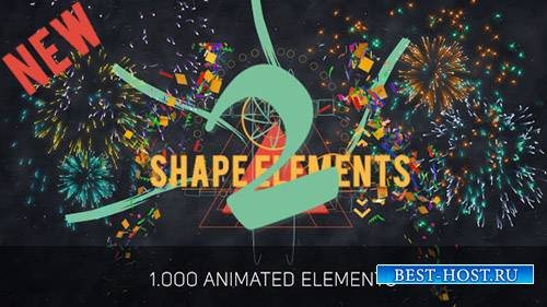 Элементы Формы 2 - Project for After Effects (Videohive)