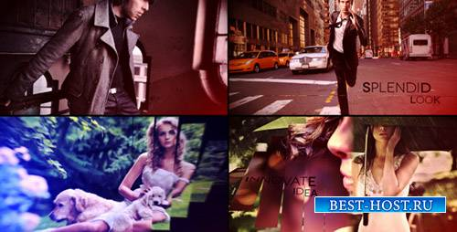 Фото трюк второй - Project for After Effects (Videohive)
