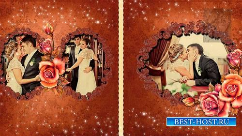 Свадебный проект-альбом 02а для ProShow Producer