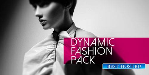Dynamic Fashion Pack - Project for After Effects (Videohive)