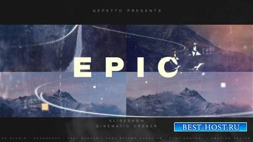 Эпическое Слайд-Шоу - Project for After Effects (Videohive)