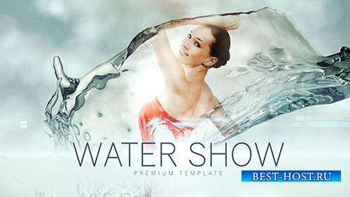 Водное шоу - Project for After Effects (Videohive)