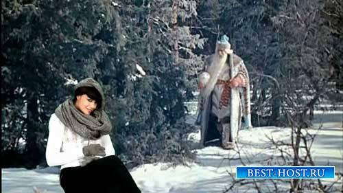 Футажи - Зимняя сказка