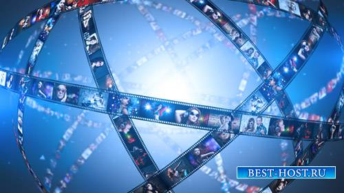 Бобины С Пленкой Промо - Project for After Effects (Videohive)