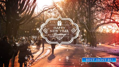 Зимнее Слайд-Шоу 18952295 - Project for After Effects (Videohive)