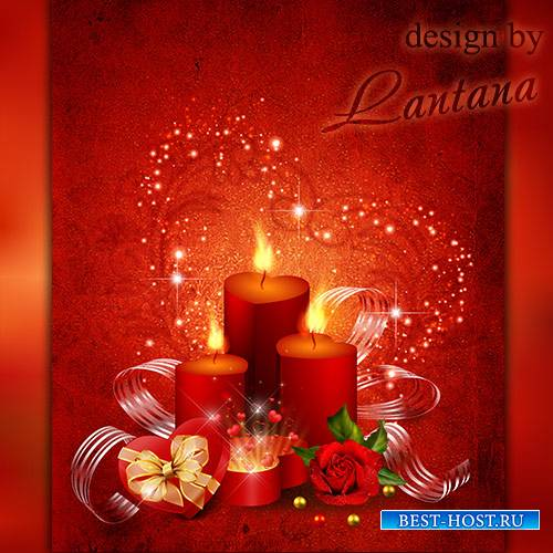 Psd исходник - День Святого Валентина 5