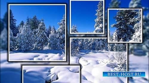 Зимний проект для ProShow Producer - Зимнее настроение