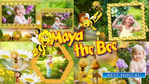 Проект для ProShow Producer - Пчёлка Майя