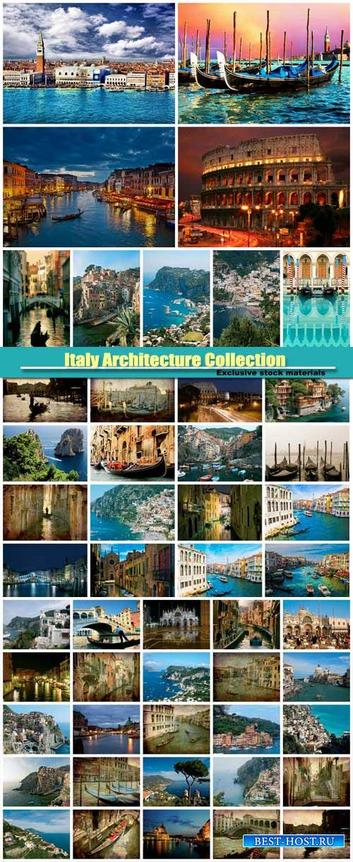 Italy Architecture Collection