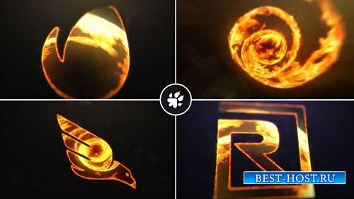 Логотип Огненный Вихрь - Project for After Effects (Videohive)